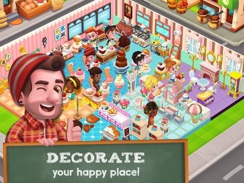 Bakery Story 2 Cheats, Tips and Tricks - Don't forget about monthly events