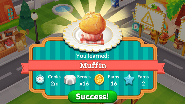Bakery Story 2 Cheats, Tips and Tricks - Keep your Mixer Active