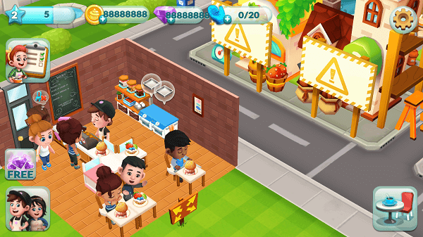 Bakery Story 2 Cheats, Tips and Tricks - Upgrade Grocers