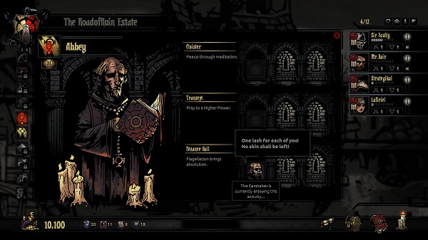 Darkest Dungeon Game Review