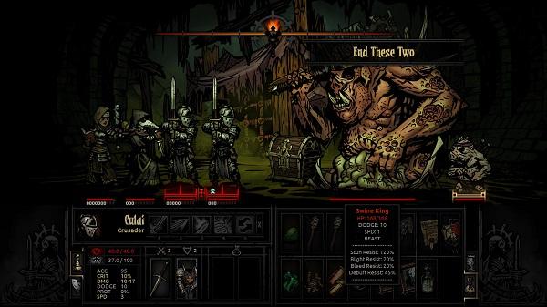Darkest Dungeon Review PC