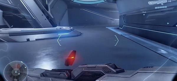 Halo 5 Skull Locations - Mission 14 Famine Skull