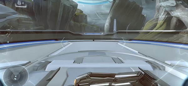 Halo 5 Skull Locations - Mission 7 Fog Skull