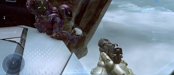 Halo 5 Skull Locations - Mission 7 Grunt Party Skull