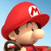 Mario Kart 8 Characters - Baby Mario