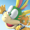 Mario Kart 8 Characters - Lemmy