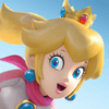 Mario Kart 8 Characters - Peach