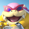 Mario Kart 8 Characters - Roy