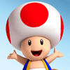 Mario Kart 8 Characters - Toad