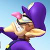 Mario Kart 8 Characters - Waluigi
