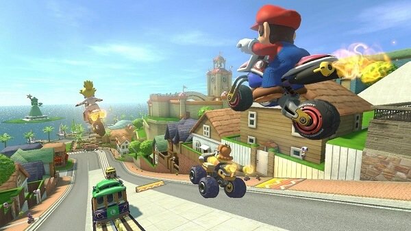 Mario Kart 8 Game Review