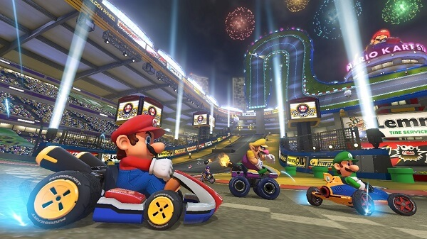 Mario Kart 8 Video-Game Review