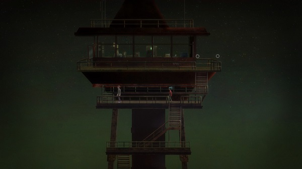 Oxenfree Review - Bad Spooky Teen Drama