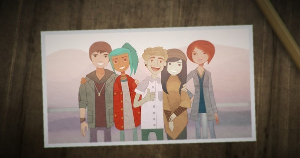 Oxenfree Review - The Group