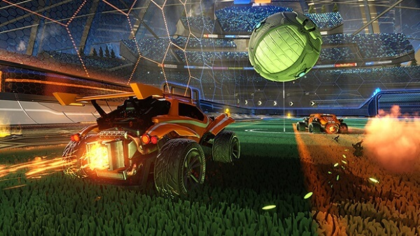 Rocket League Top 10 Essential Tips - First thing to learn is how to powerslide