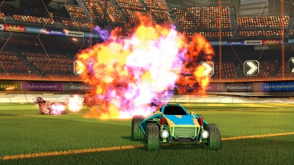 Rocket League Top 10 Essential Tips - Not really a demolition derby, but still