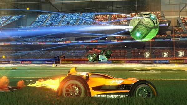 Rocket League Top 10 Essential Tips - Share the ball