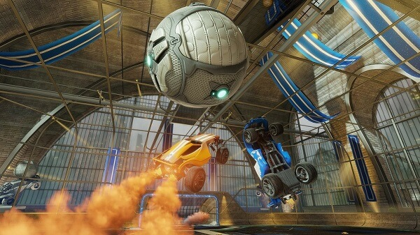 Rocket League Top 10 Essential Tips - Slow balls are not to be underestimated
