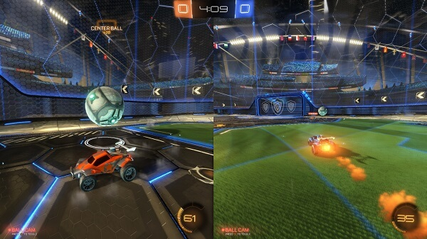 Rocket League Top 10 Essential Tips - There are two perspectives that you can use