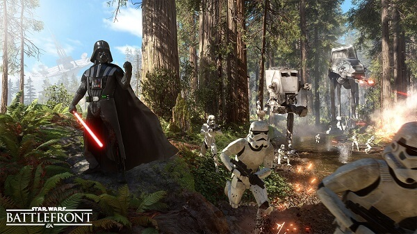 Star Wars Battlefront 2015 Tips and Tricks - Going up isn't the best solution