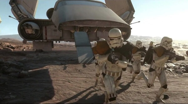 Star Wars Battlefront 2015 Tips and Tricks - Look Behind You