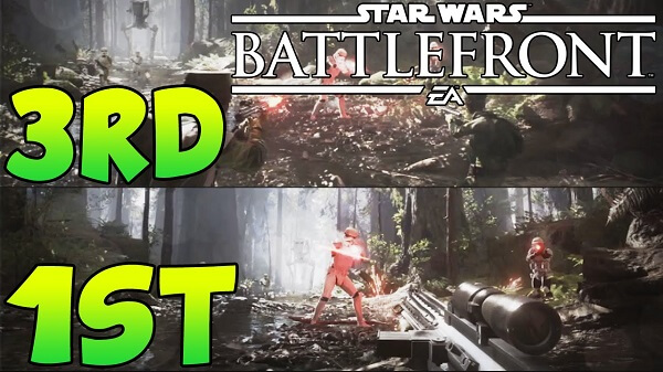 Star Wars Battlefront 2015 Tips and Tricks - Perspective is super important