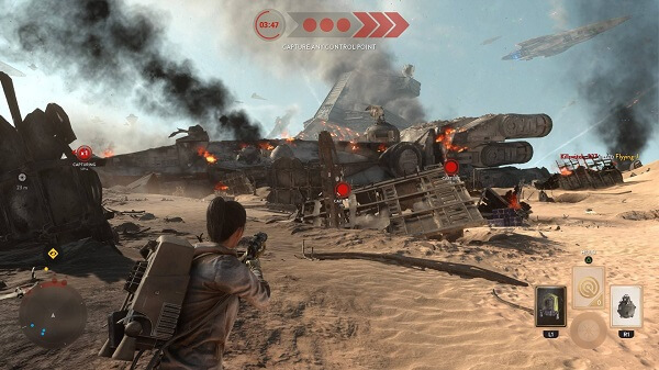 Star Wars Battlefront 2015 Tips and Tricks - Objectives are Important