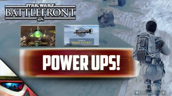 Star Wars Battlefront 2015 Tips and Tricks - Power-ups
