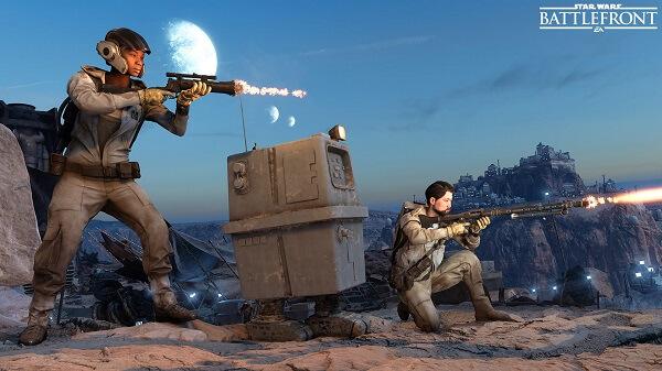 Star Wars Battlefront 2015 Tips and Tricks - Short Range Bruiser Class Loadout