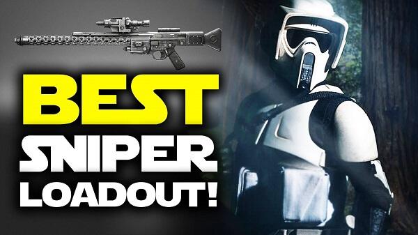 Star Wars Battlefront 2015 Tips and Tricks - Sniper Class Loadout