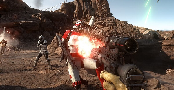 Star Wars Battlefront 2015 Tips and Tricks - Star With The Main Missions