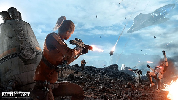 Star Wars Battlefront 2015 Tips and Tricks - You'll Die a Lot