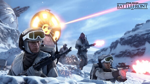 Star Wars Battlefront 2015 Tips and Tricks - don't always shoot directly at your target