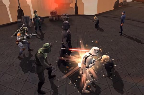 Star Wars Galaxy of Heroes - Unlock Darth Vader