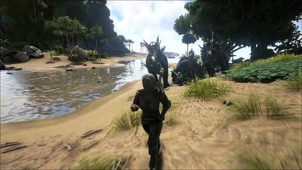 Ultimate Ark Survival Evolved Beginner Guide - Movement Speed