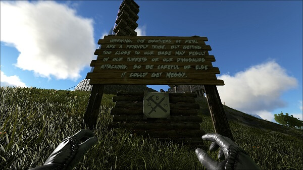 Ultimate Ark Survival Evolved Beginner Guide   Tribes And Allies