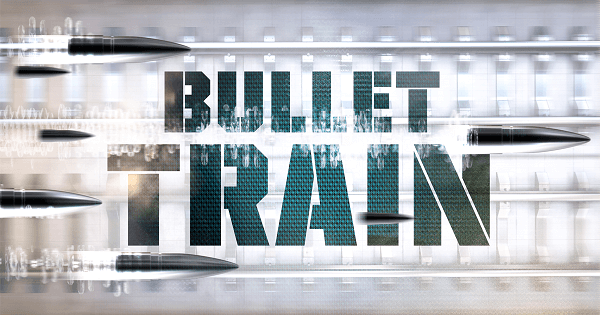 Virtual Reality Games for Oculus Rift - Bullet Train