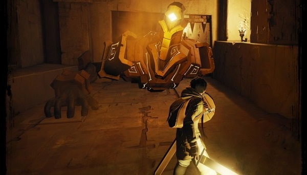 Virtual Reality Games for Oculus Rift - Chronos
