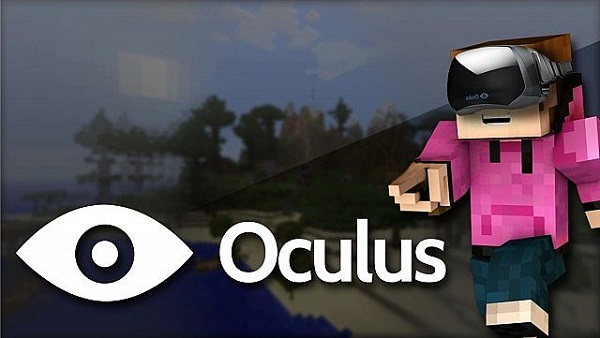 Virtual Reality Games for Oculus Rift - Minecraft