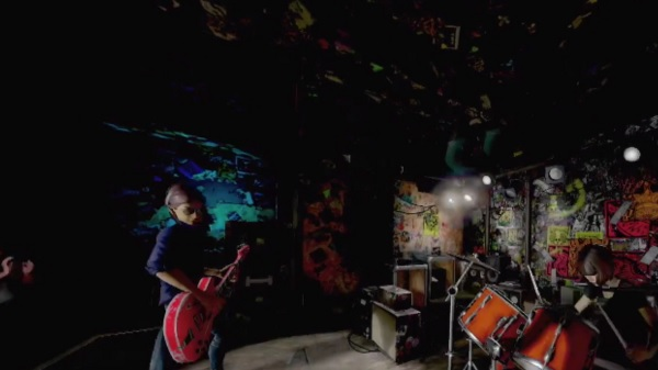 Virtual Reality Games for Oculus Rift - Rock Band VR