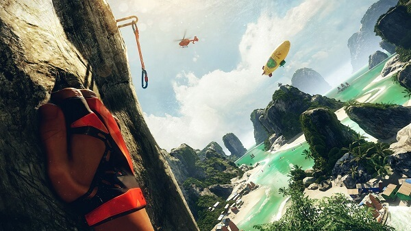 Virtual Reality Games for Oculus Rift - The Climb