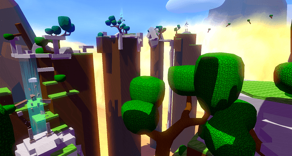Virtual Reality Games for Oculus Rift - Windlands