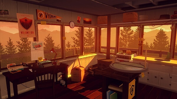 Firewatch Video-Game Review