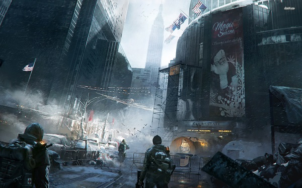 The Division Top 10 Things You need to Know About the City