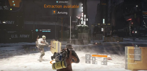 The Division Top 10 Things you Need to Know About Extracting Loot