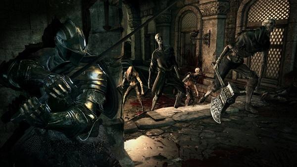 Dark Souls 3 Preview - Main Hub