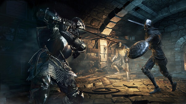 Dark Souls 3 Preview - FP Stat