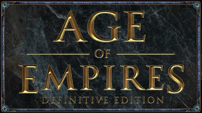 age of empires definitive edition logo