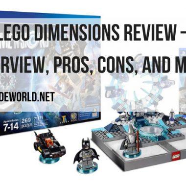 Lego Dimensions Review. Lego Dimensions Batman Set