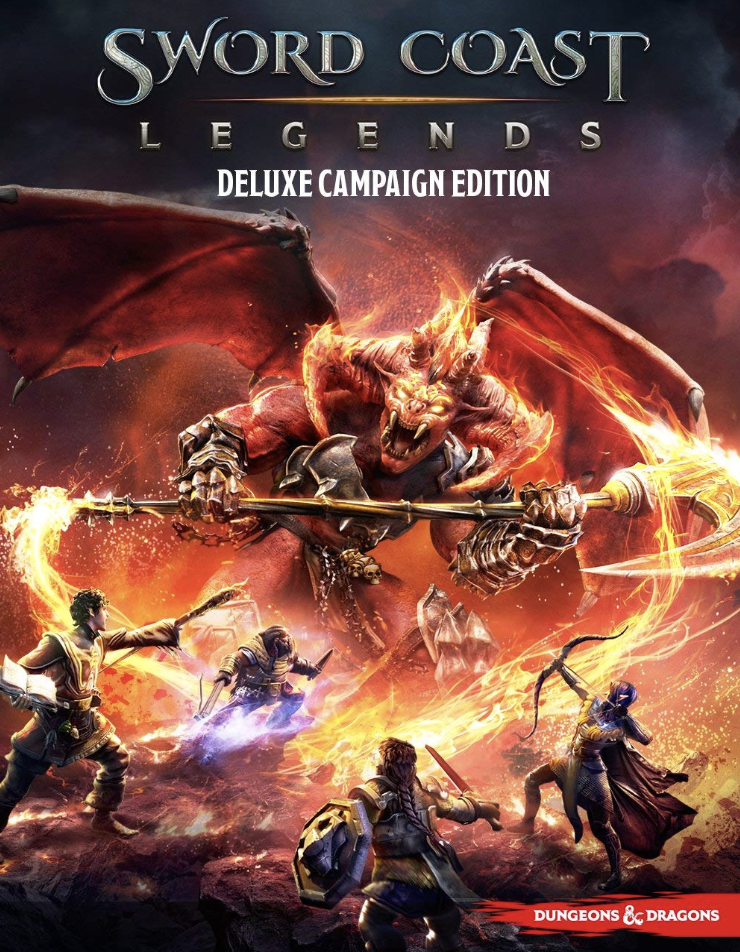 sword coast legends review-Sword Coast Legends: Deluxe Campaign Edition